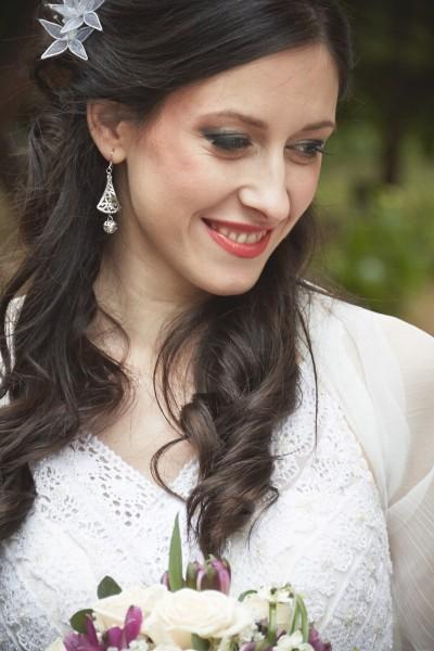 Shy portrait - Sonja & Zeljko Wedding
