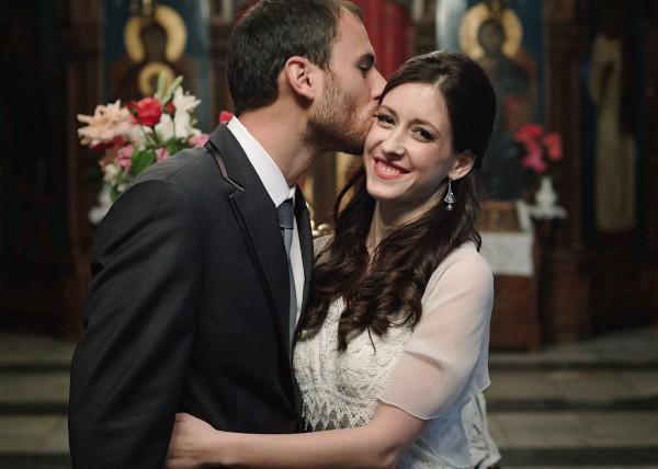 In church - Sonja & Zeljko Wedding